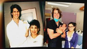 Doctor Delivers Baby of Woman Who He Delivered 25 Year Ago
