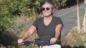 What 'AGT' Judge Simon Cowell Says You Should Do Before Riding an Electric Bike