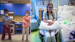 Georgia 16-Year-Old Celebrates Re-Learning to Walk with TikTok Dance