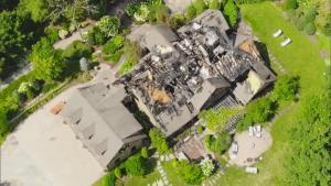 Rachael Ray's Upstate New York Home Suffers Devastating Damage After Fire