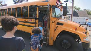 How School Buses Are Being Kept Safe in 1 New York County