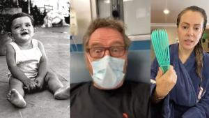 From Bryan Cranston to Alyssa Milano, Famous People Who Have Battled Coronavirus