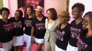 Kamala Harris Brings Powerful Black AKA Sorority to Biden Campaign
