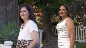 42-Year-Old Cancer Survivor Melissa Granier Cries After Getting a Makeover