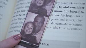 Teacher Tracks Down 17-Year-Old and Dad Whose Photo Was Left in Library Book