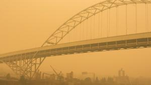 Portland Officially Has the Worst Air Quality on the Planet