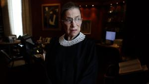 Ruth Bader Ginsberg's Pop Culture Legacy From Movies to Halloween Costumes