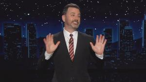 Jimmy Kimmel Jokes About Hosting the Lowest-Rated Emmys Ever