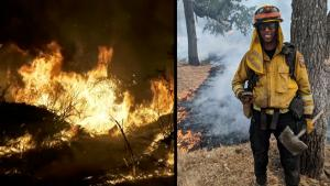 Inmate Firefighters Battling Wildfires Now Have Path to Expunge Their Records