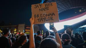 Protests Follow Louisville Grand Jury Decision in Breonna Taylor Case