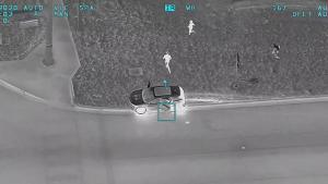 Cop in Helicopter Chases Suspected Teen Car Thieves After Doorbell Cam Alert