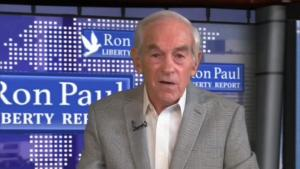 Former Congressman Ron Paul Hospitalized After Possible Stroke During Interview