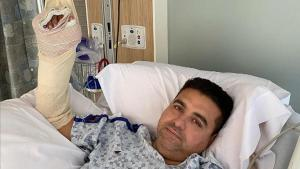 'Cake Boss' Buddy Valastro Unsure If He Can Bake After Hand Was Badly Injured