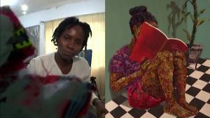 How This African Artist Made Thousands Turning Scraps Into Art