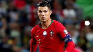 Soccer Superstar Cristiano Ronaldo Tests Positive for COVID-19