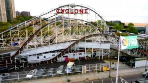Nobody Has Been on a Ride at Coney Island's Luna Park in Over a Year