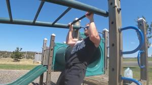 Some Parents Don't Want People Working Out Near Their Kids on Playgrounds