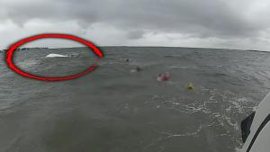 7-Year-Old and Family Rescued After Being Stranded Off Florida Coast