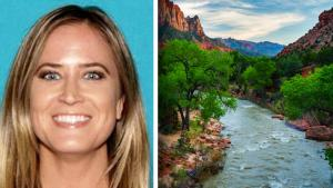 Holly Courtier's Sister Says She Didn't Drink Bacteria-Filled Water at Zion National Park