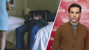 Sacha Baron Cohen: Rudy Giuliani Incident in 'Borat' Was 'Pretty Clear to Us'
