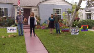 How a California Family With Trump and Biden Supporters Get Along Under 1 Roof