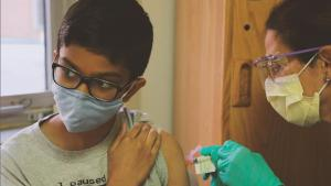 12-Year-Old Is Youngest COVID-19 Vaccine Trial Participant