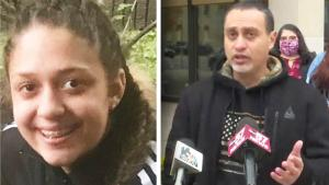 Dad of Missing Indiana 15-Year-Old Hopes Surveillance Cameras Help Find Her