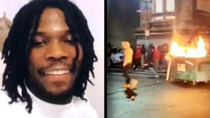 Protests Erupt Following Deadly Police Shooting of Philadelphia Man