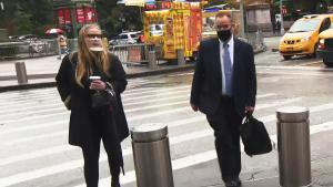 Why This New York City Woman Hired a Bodyguard