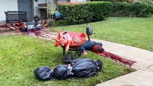 Cops Have Been Called 3 Times About This Scary Halloween Display