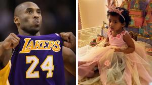 Judge Allows Trust of Late Kobe Bryant To Benefit 1-Year-Old Daughter Capris