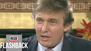 What Trump Said About the Press During a '90s Inside Edition Interview