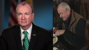 New Jersey Governor Phil Murphy Verbally Harassed by Woman With No Mask