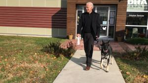 President-Elect Joe Biden Broke His Foot Playing Tug of War With His Dog