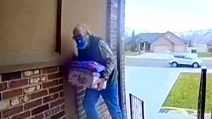 Community Raises Money for Veteran Working as Delivery Driver to Repair His Roof