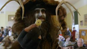 The Christmas Tradition of Belsnickel, a Pennsylvania Dutch 'Santa in Furs'
