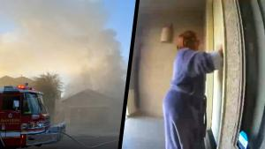 Arizona Woman Saves Family of 6 From House Fire