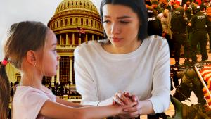 How Parents Can Talk to Their Kids About the Storming of the US Capitol