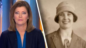 Norah O'Donnell Discovers That Her Grandmother Worked in a Factory at Age 12