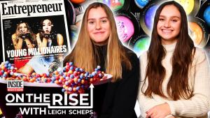 Teen Sisters Started a $20 Million Bath Bombs Business in Their Basement