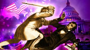 From Fistfights to Canings to Shootings, the US Capitol Has Seen Violence Before
