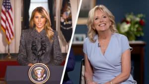 Melania Trump Will Not Give Traditional First Lady Tour to Dr. Jill Biden