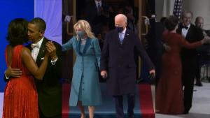 How Biden's Virtual Inaugural Ball Compares to Obama's and Bush's