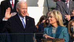 A Look at Some of the Best Moments From President Biden's Inauguration