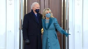 Why Were the Bidens Locked Out of the White House?