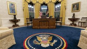 The Meaning Behind President Joe Biden's Oval Office Decorations