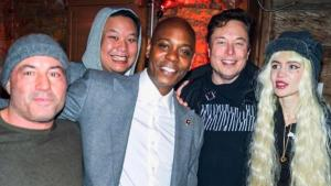 Dave Chappelle Reveals He Has COVID-19 2 Days After Posing With Elon Musk