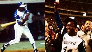 'Hammerin' Hank Aaron, Baseball's Home Run King, Dies at 86