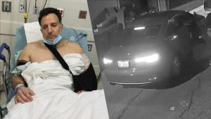 Dad Survives Gunshot Wound After His Family's Carjacked in Chicago