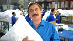 MyPillow CEO Mike Lindell Gets Twitter Ban for Repeated Election Fraud Posts